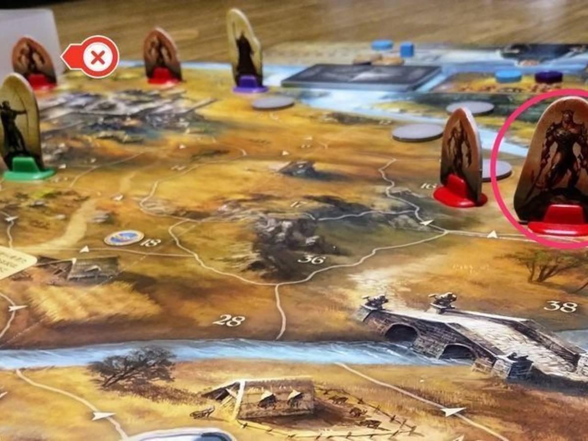 アンドールの伝説(Legends of Andor)の画像 #44498 あーるさん