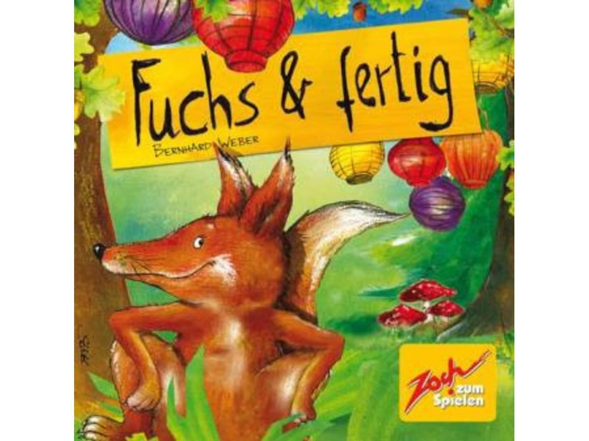 きつねのパーティ / 大きさ比べ(Fox's Party / Fuchs & fertig)の画像 #33587 マジックマ@magikkumaさん