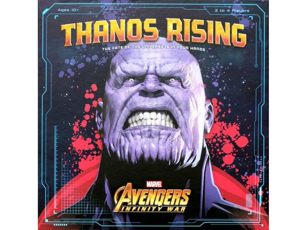 サノス・ライジング:アベンジャーズ・インフィニティ・ウォー(Thanos Rising: Avengers Infinity War)の画像 #51800 まつながさん