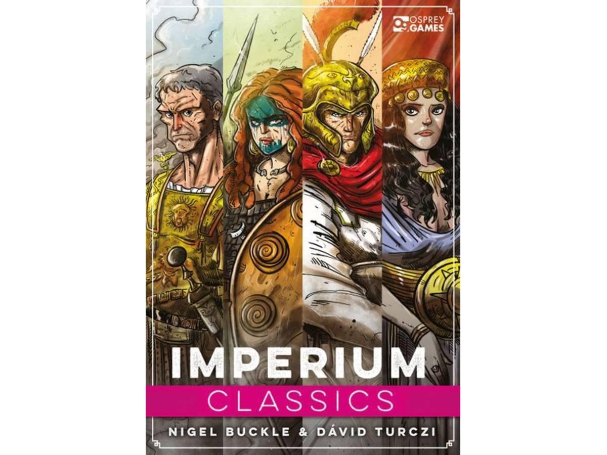インペリアル:クラシック(Imperium: Classics)の画像 #72169 まつながさん