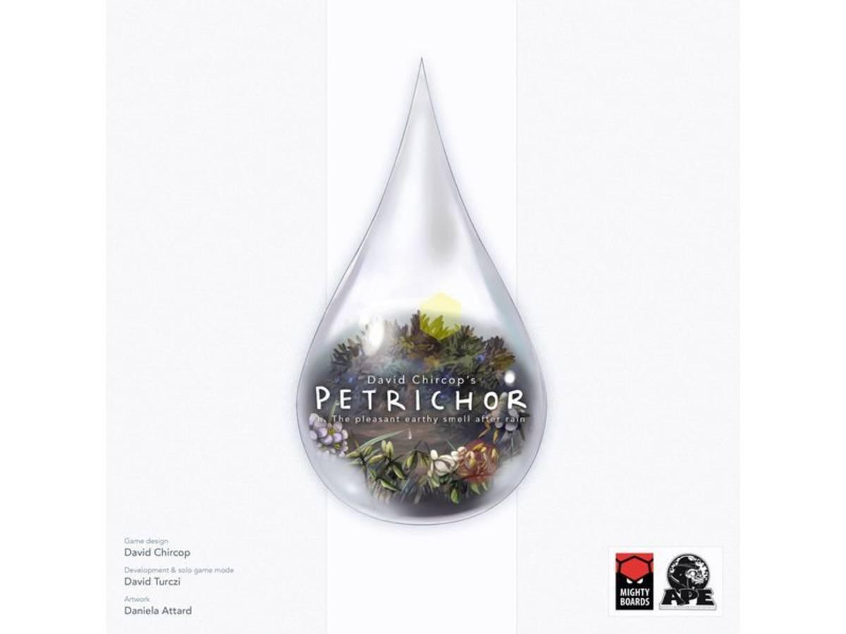 ペトリコール(Petrichor)の画像 #46548 まつながさん