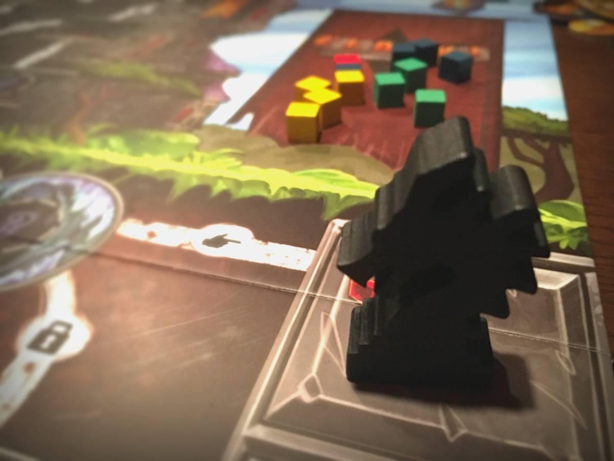 クランク!(Clank!: A Deck-Building Adventure)の画像 #56468 あーちゃさん