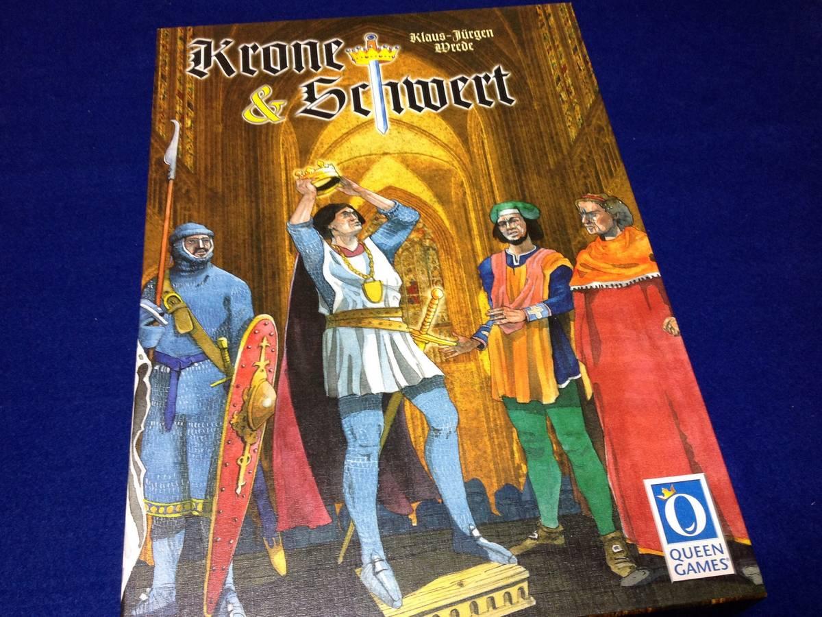 王冠と剣(Krone & Schwert)の画像 #30420 GUDAGUDASAMAさん