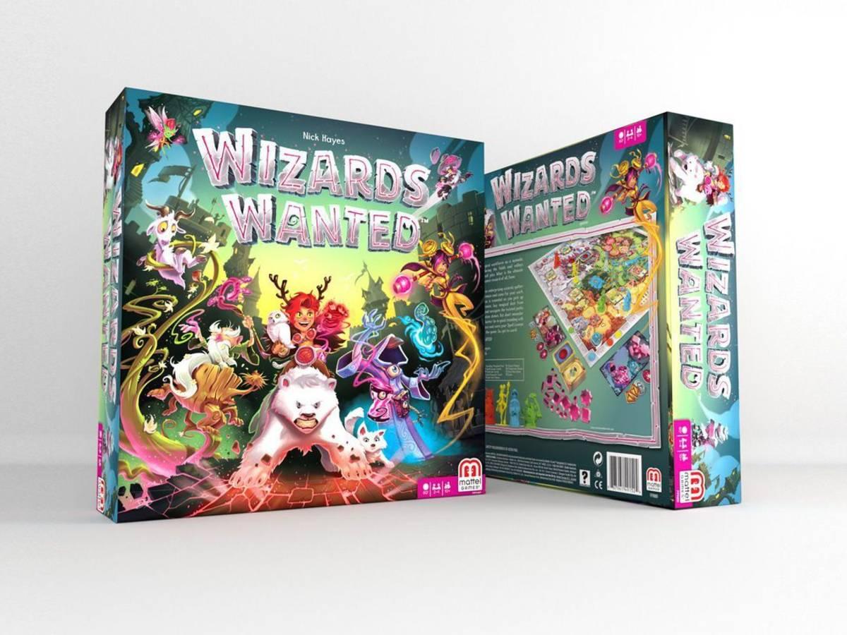 魔法使いの修行の旅(Wizards Wanted)の画像 #46790 まつながさん