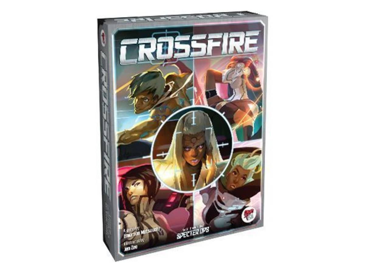 ワンショット・キル(Crossfire)の画像 #44079 まつながさん