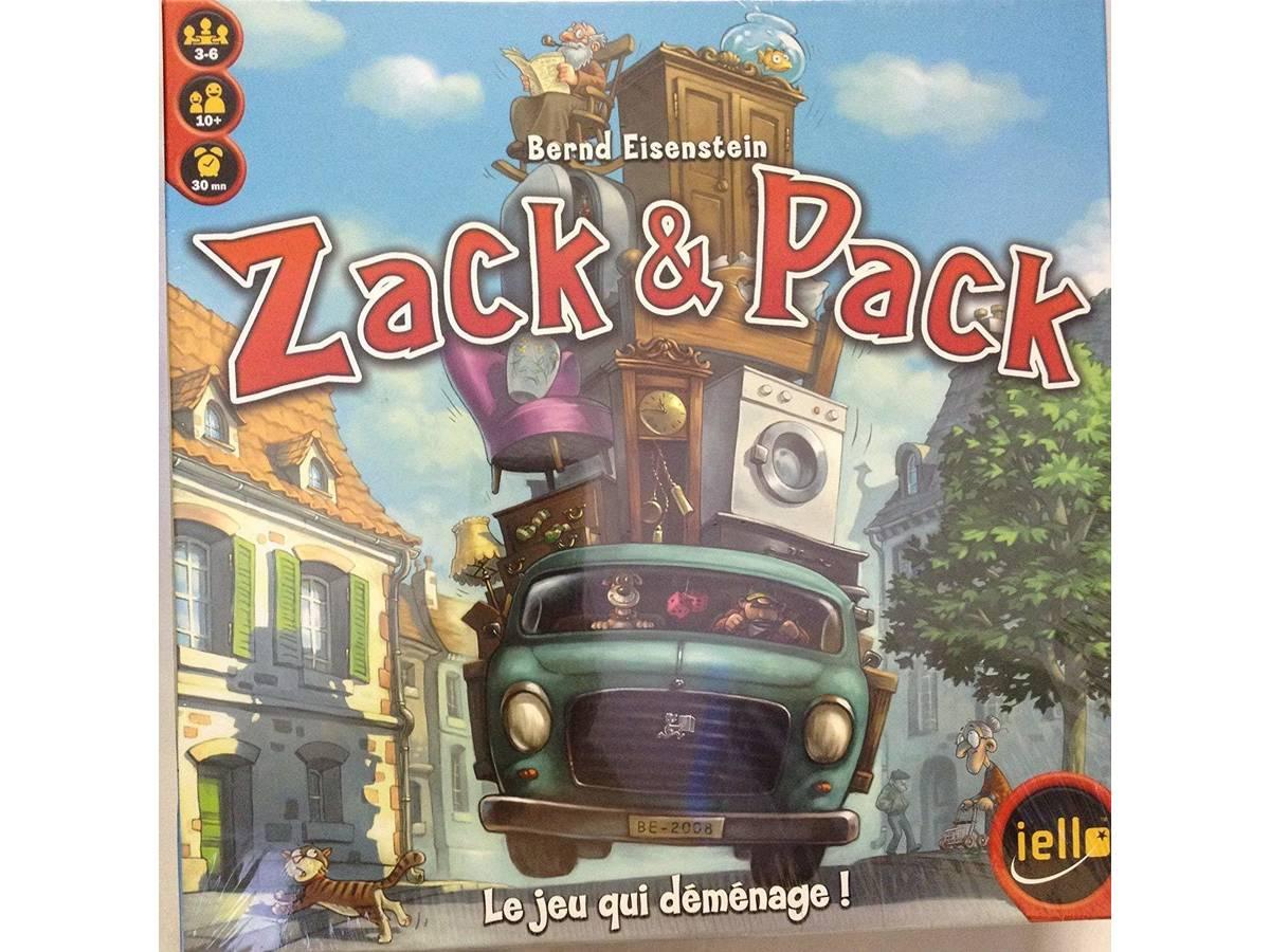 パック&スタック / ザックンパック(Pack & Stack / Zack & Pack)の画像 #46175 KAZさん