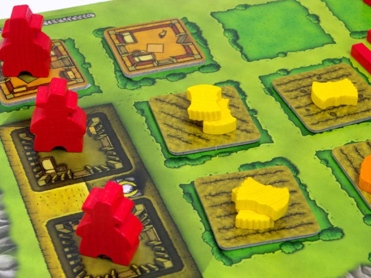 アグリコラ:リバイズドエディション(Agricola: Revised Edition)の画像 #33348 ボドゲーマ運営事務局さん