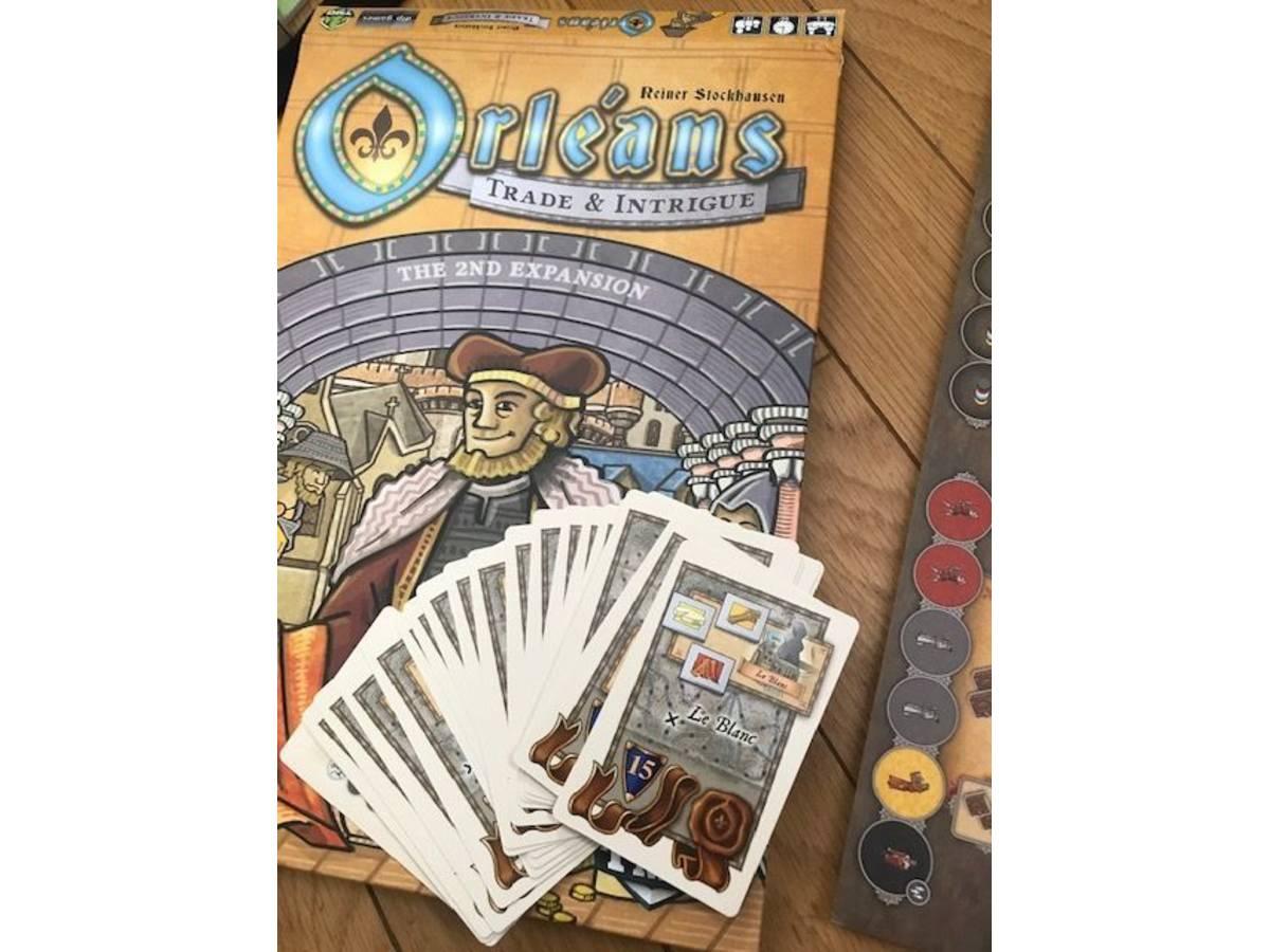 オルレアン:交易と陰謀(Orléans: Trade & Intrigue)の画像 #68380 maroさん