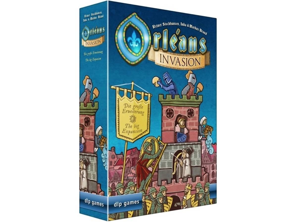 オルレアン:侵略(Orléans: Invasion)の画像 #33840 ボドゲーマ運営事務局さん