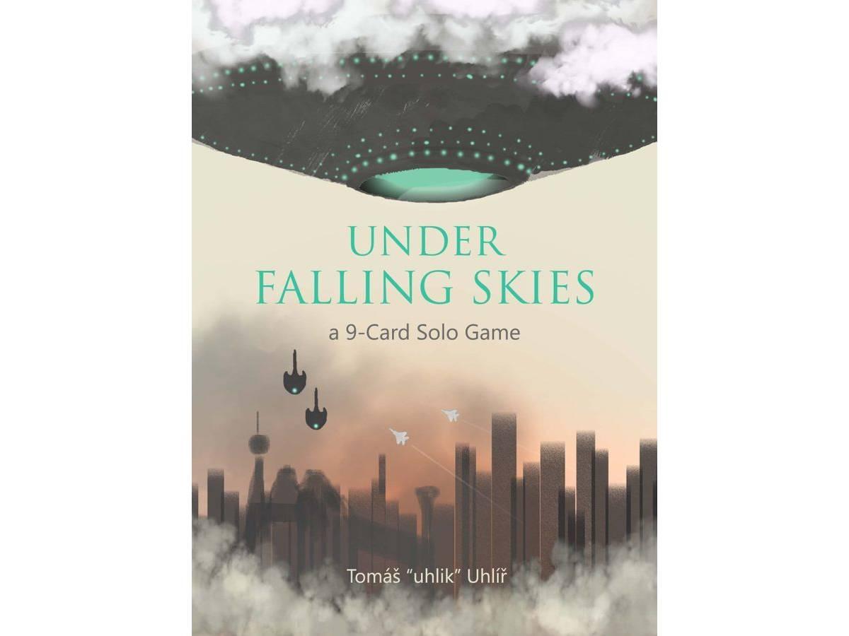 アンダー・フォーリング・スカイ(Under Falling Skies)の画像 #51515 だいすけさん