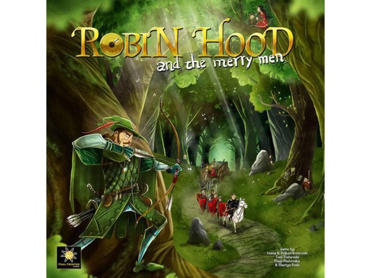ロビンフッド・アンド・メリーメン(Robin Hood and the Merry Men)の画像 #42684 まつながさん