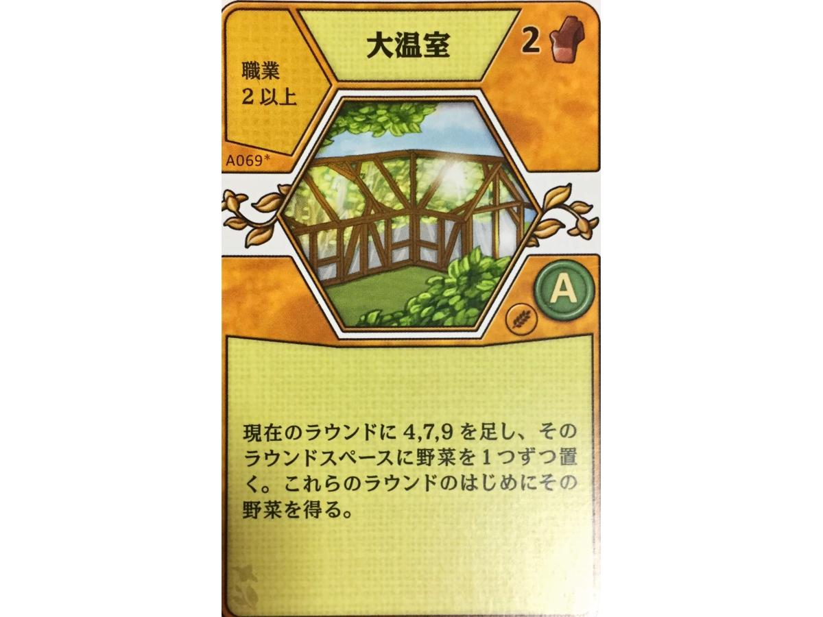 アグリコラ:リバイズドエディション(Agricola: Revised Edition)の画像 #45649 luckさん