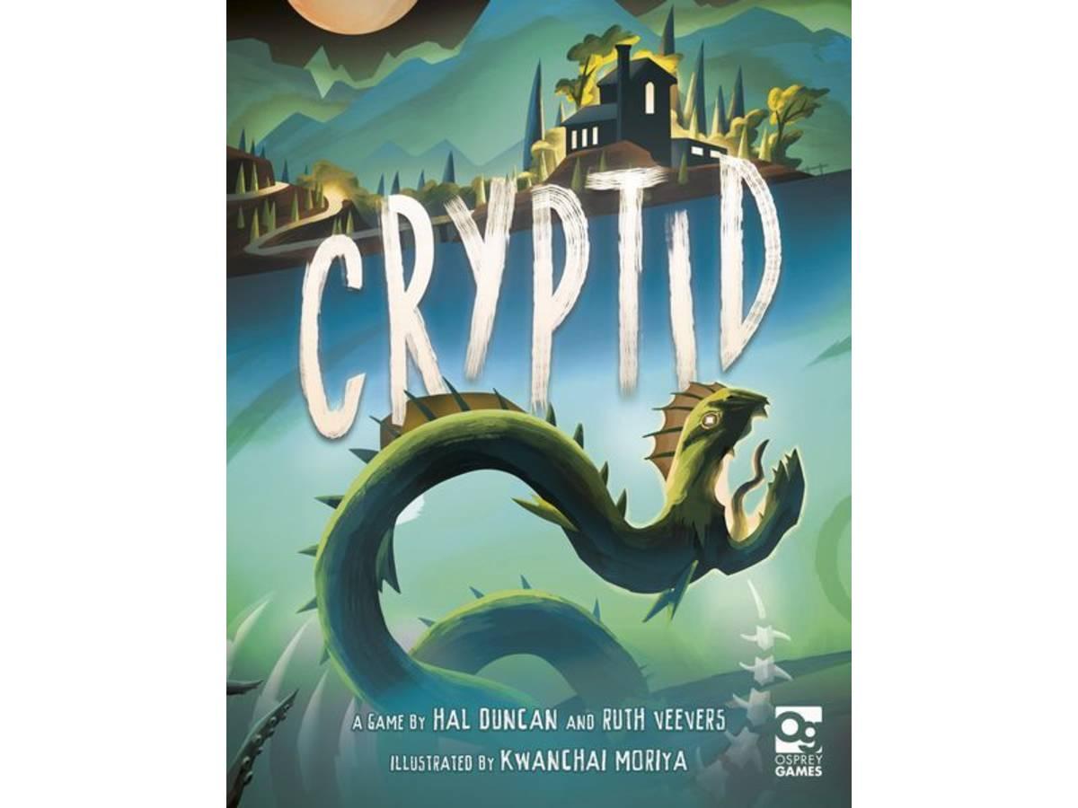 クリプティッド(Cryptid)の画像 #49219 まつながさん