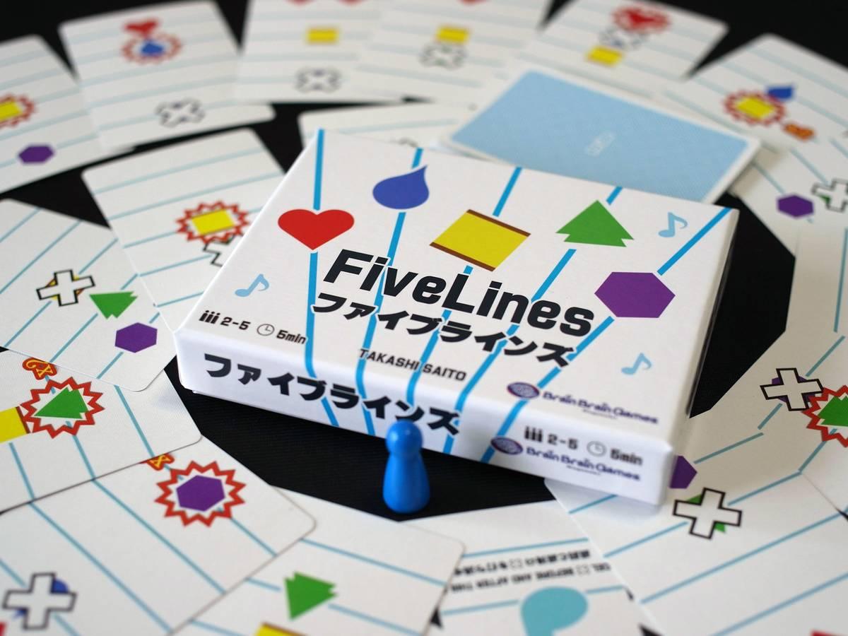 ファイブラインズ(Five Lines)の画像 #57210 NagasakiBGCさん