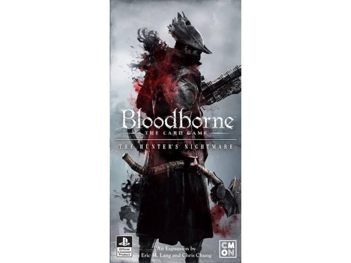 ブラッドボーン:カードゲーム ハンターズナイトメア(Bloodborne: The Card Game – The Hunter's Nightmare)の画像 #49952 まつながさん