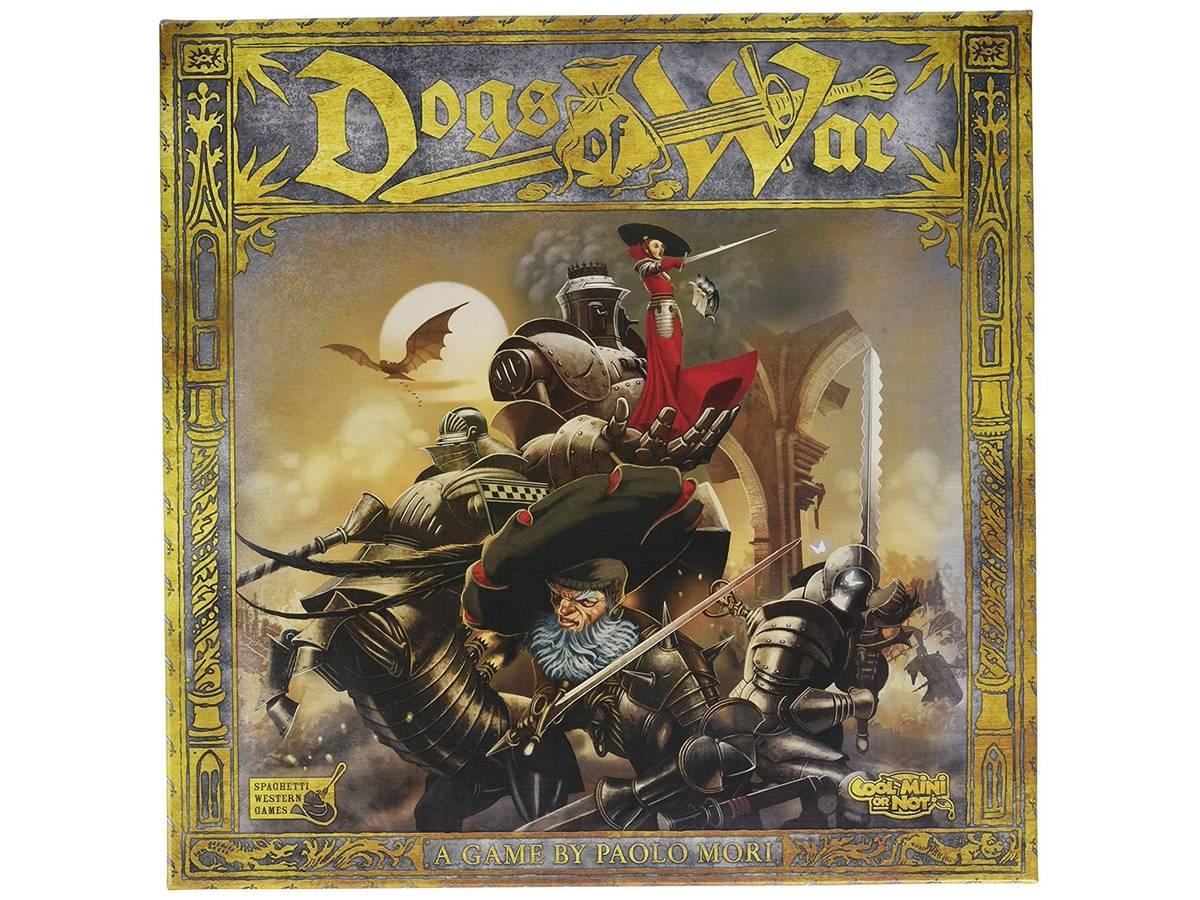 ドッグスオブウォー(Dogs of War)の画像 #34473 メガネモチノキウオさん