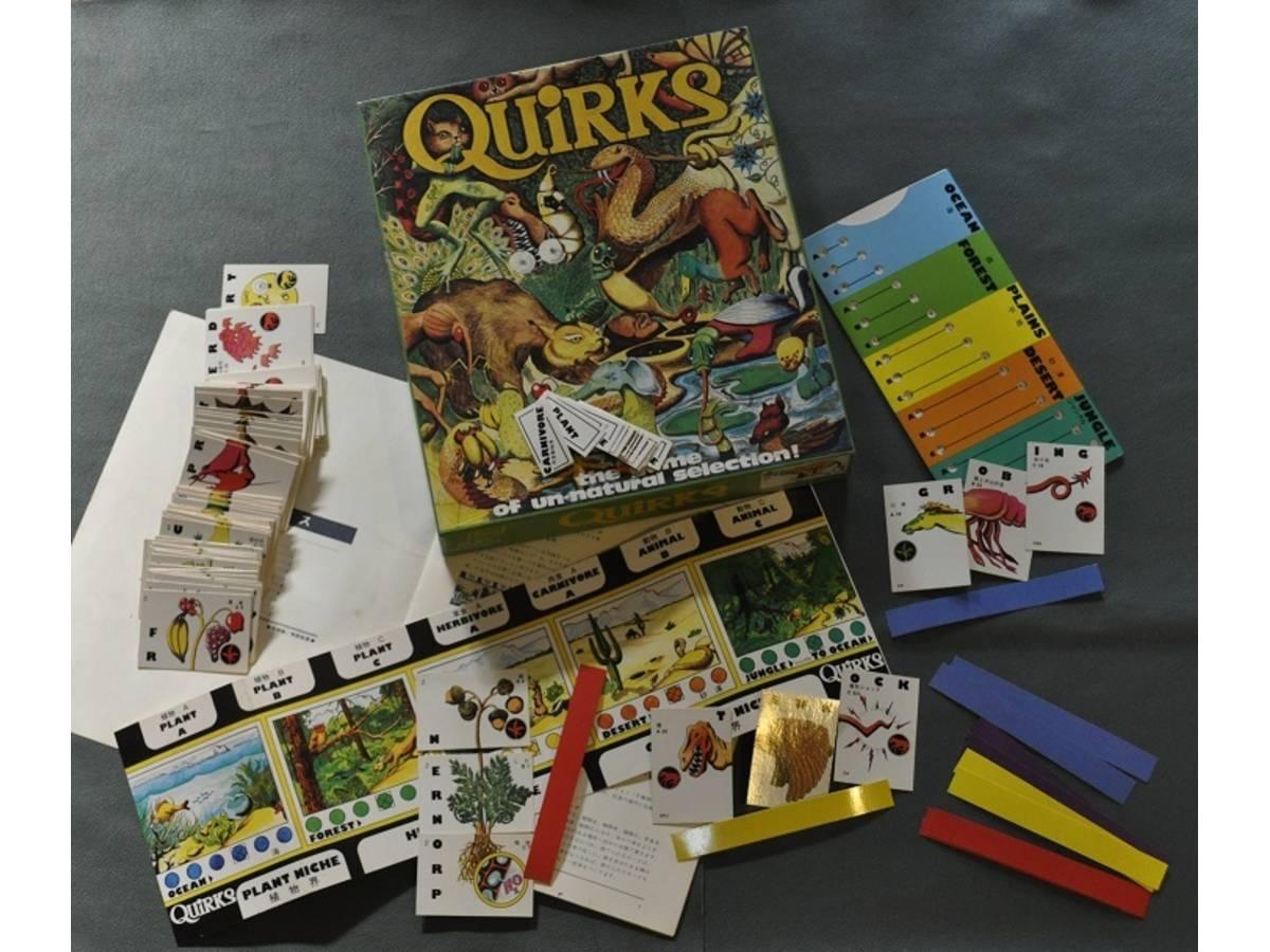 クァークス(Quirks)の画像 #62411 境界線さん