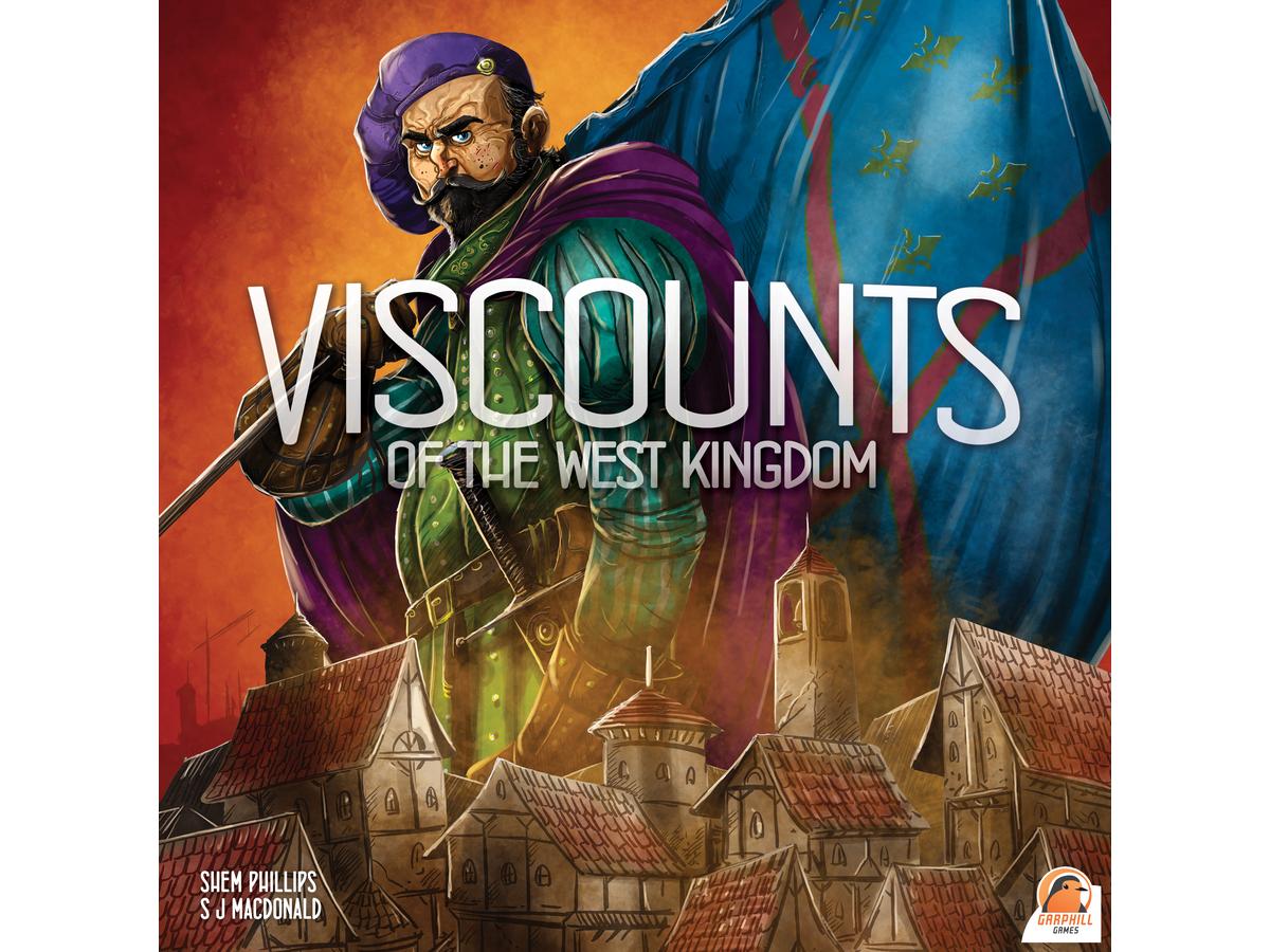 西フランク王国の子爵(Viscounts of the West Kingdom)の画像 #59363 らめるんさん