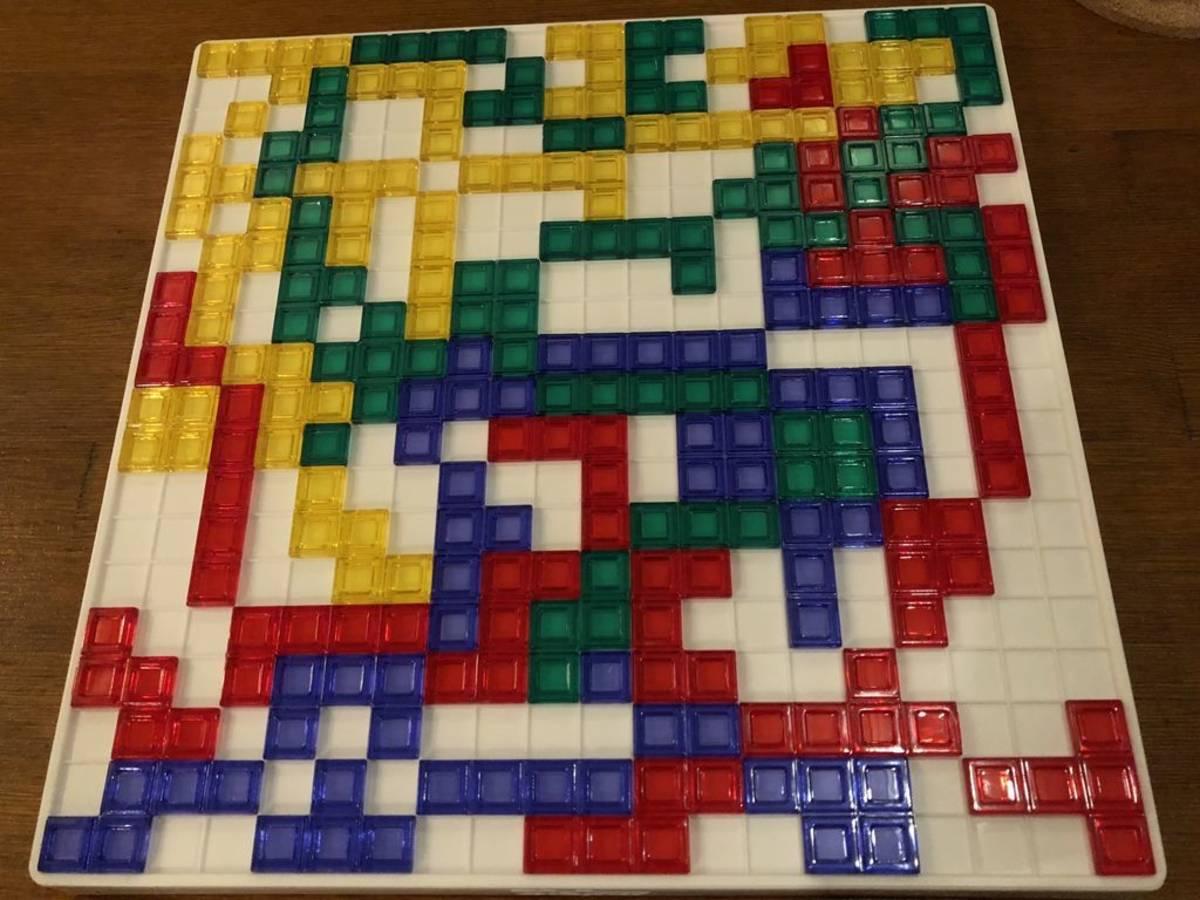ブロックス(Blokus / The Strategy Game)の画像 #42402 Nobuaki Katouさん