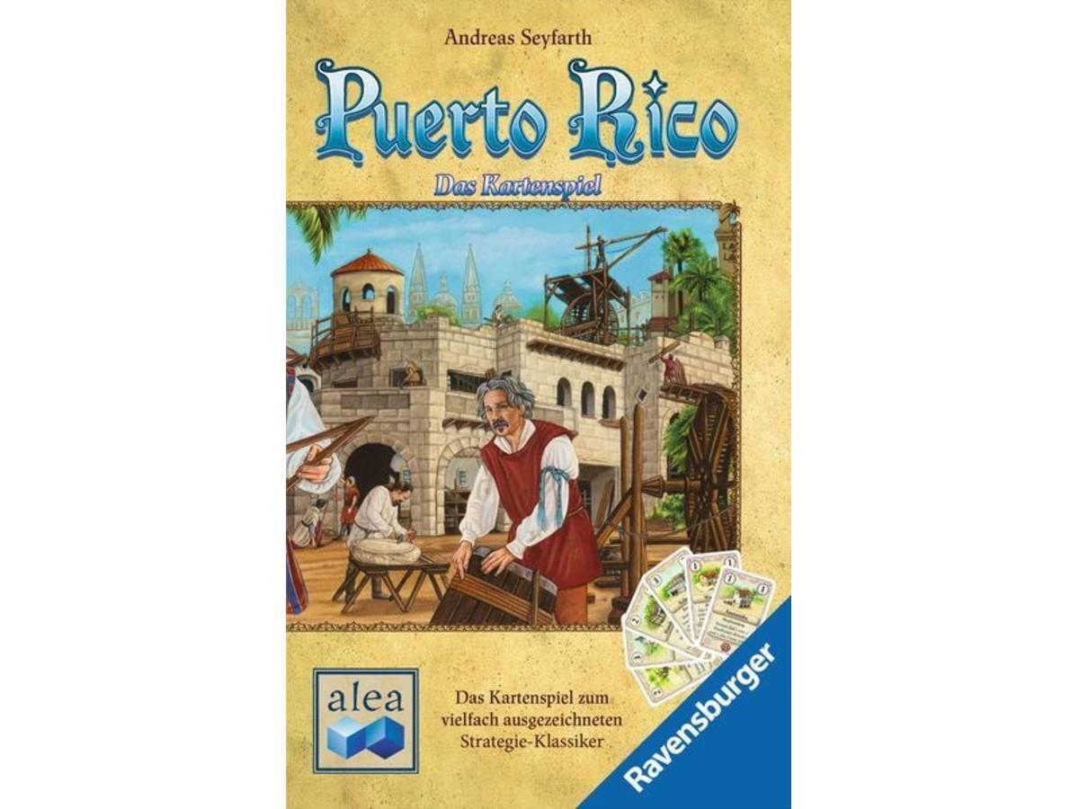 プエルトリコ:カードゲーム(Puerto Rico: Das Kartenspiel)の画像 #57428 らめるんさん
