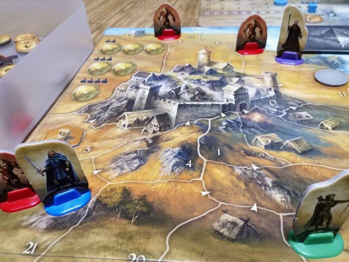 アンドールの伝説(Legends of Andor)の画像 #44497 あーるさん
