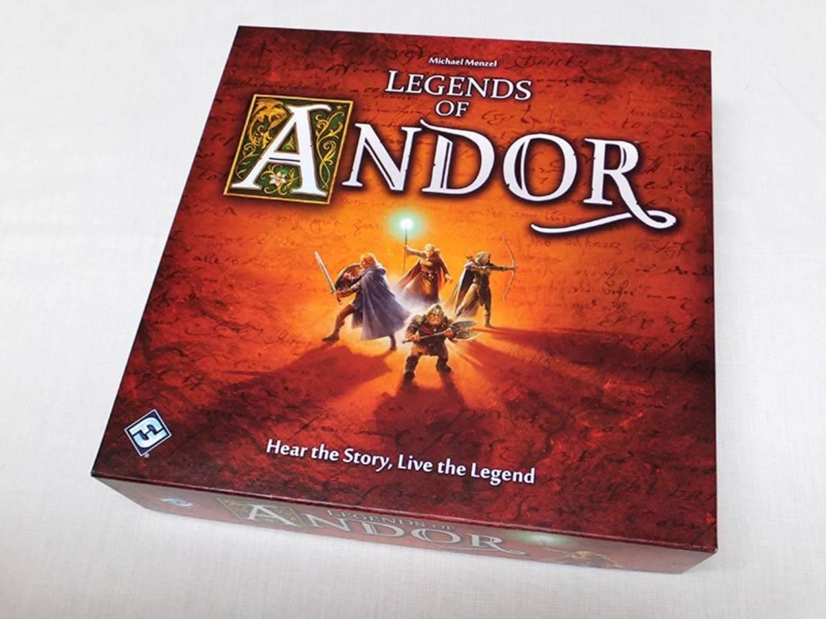 アンドールの伝説(Legends of Andor)の画像 #29875 ままさん