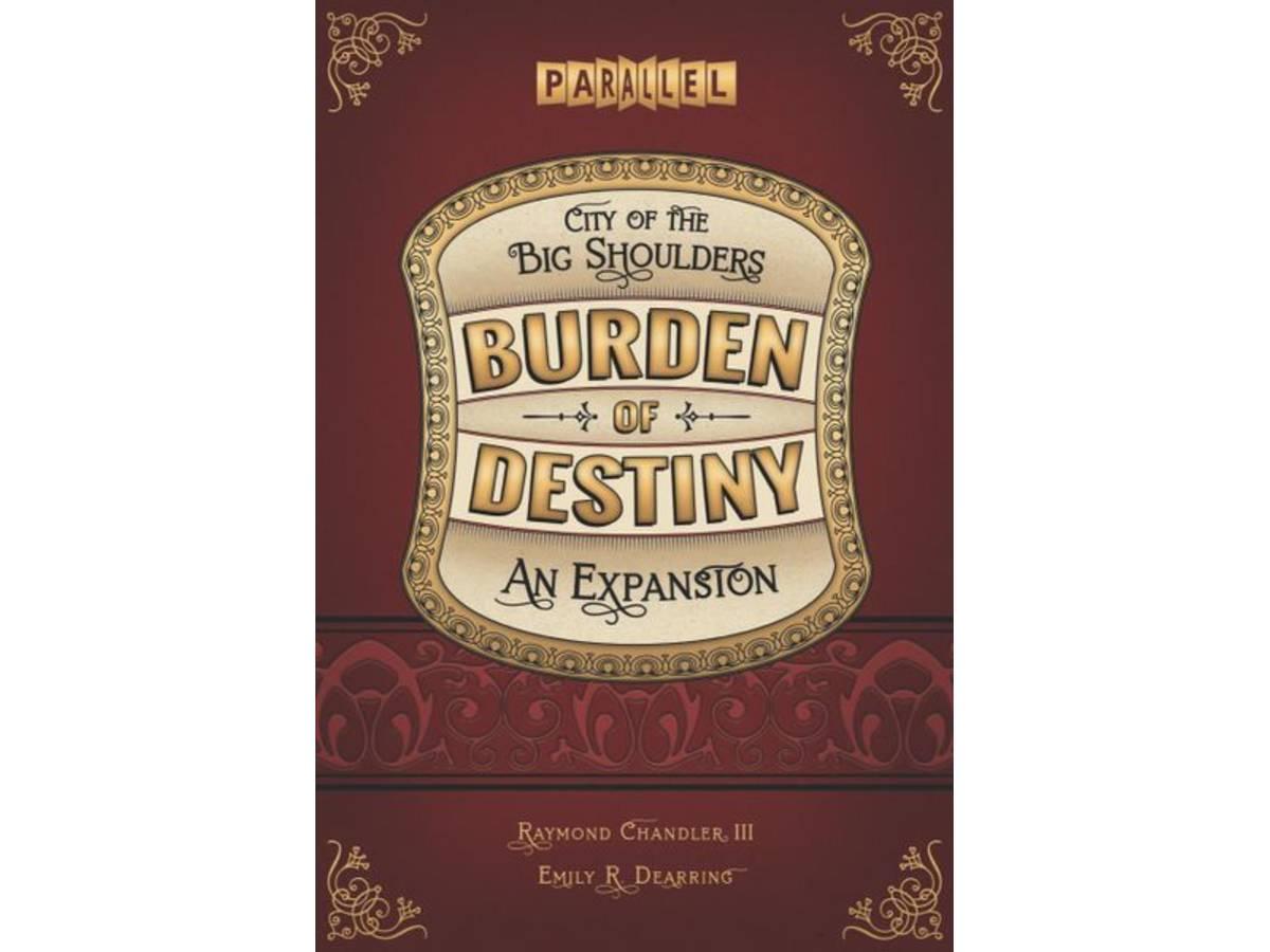 シティ・オブ・ザ・ビッグ・ショルダーズ:バーデン・オブ・ディスティニー(City of the Big Shoulders: Burden of Destiny)の画像 #54313 らめるんさん