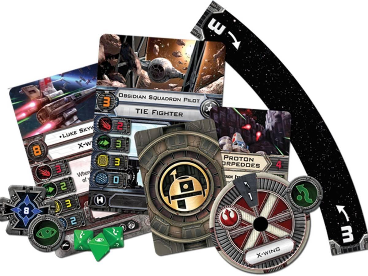 X-Wing ミニチュアゲーム(Star Wars: X-Wing Miniatures Game)の画像 #33731 ボドゲーマ運営事務局さん