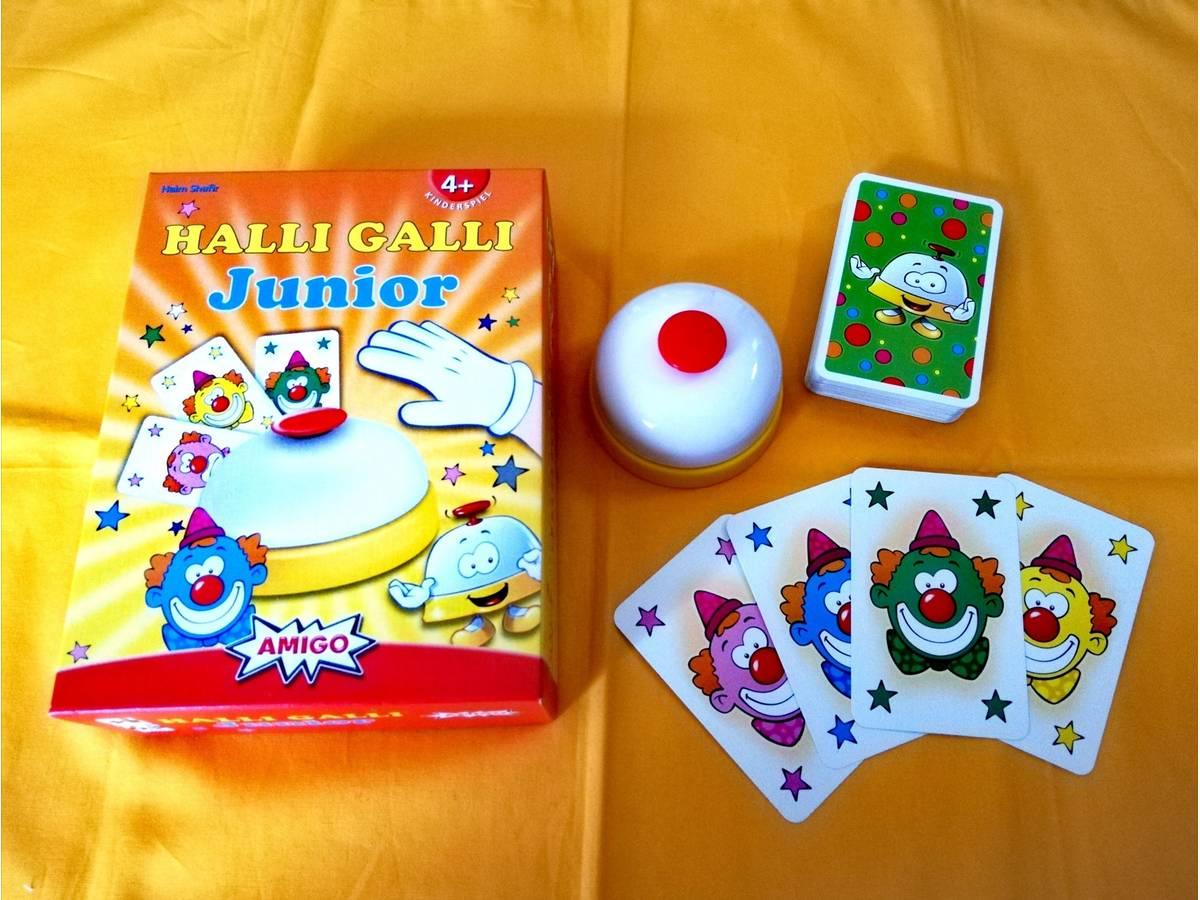 ハリガリ:ジュニア(Halli Galli Junior)の画像 #59815 Bande ボードゲーム会さん