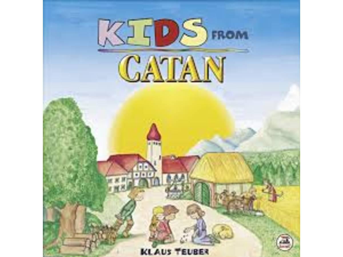 キンダーカタン(The Kids of Catan)の画像 #31249 ままさん