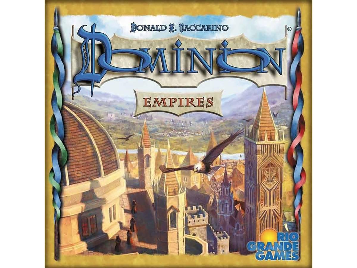 ドミニオン:帝国(Dominion: Empires)の画像 #32454 ボドゲーマ運営事務局さん