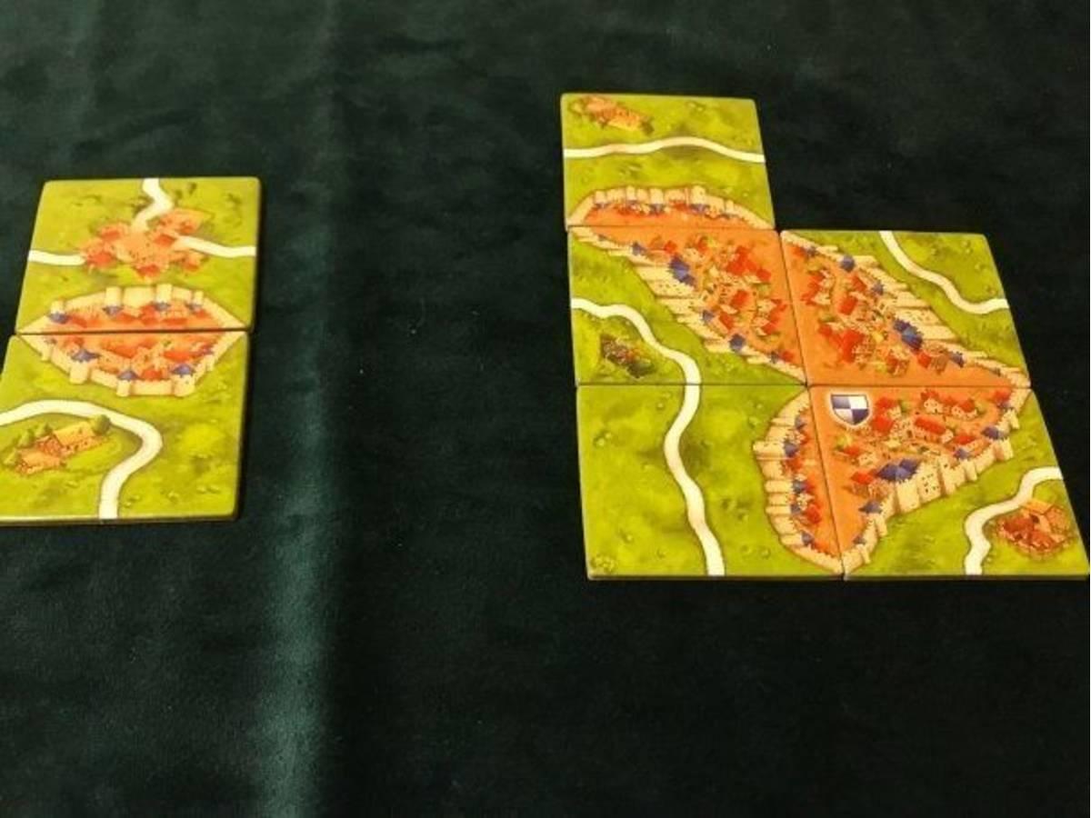 カルカソンヌJ(Carcassonne J)の画像 #55297 豊田市ボードゲームファンさん