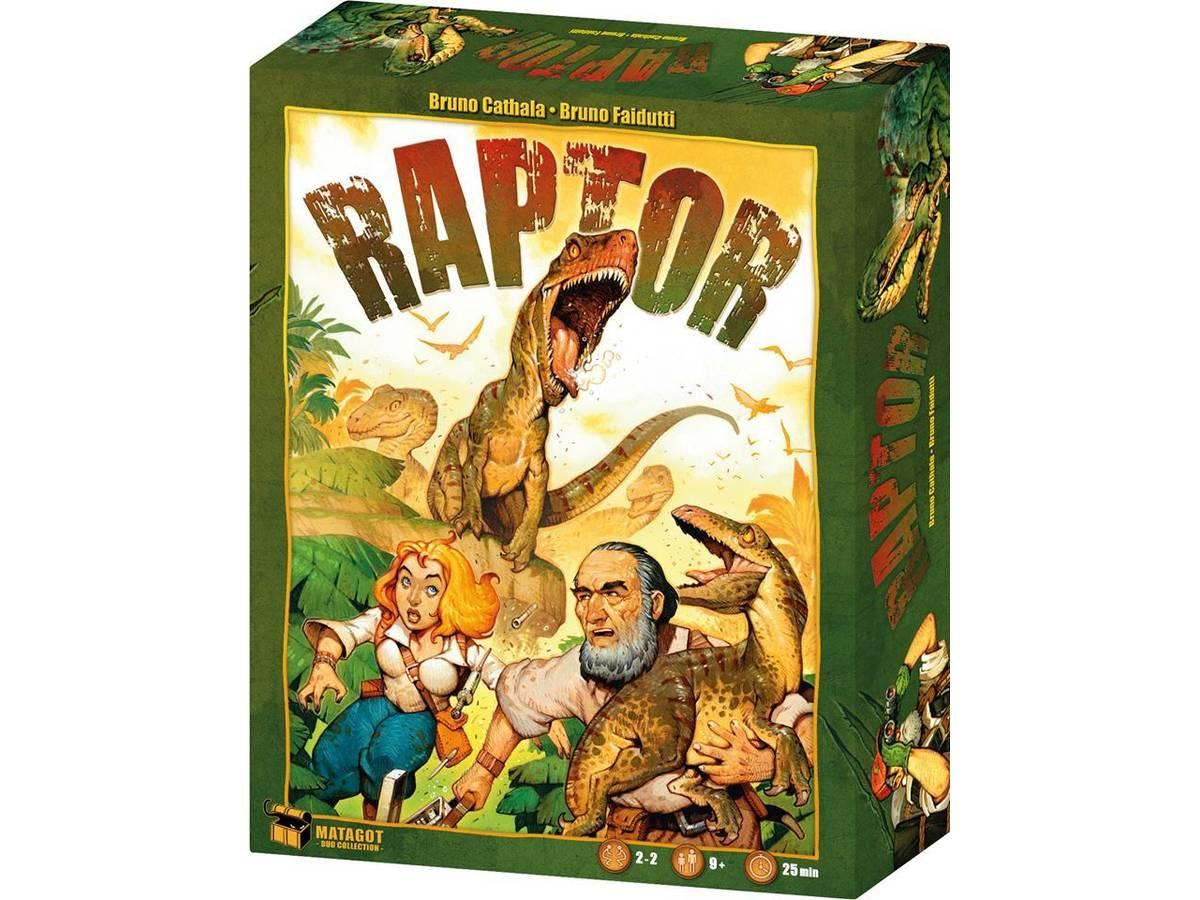 ラプトル(Raptor)の画像 #32543 ボドゲーマ運営事務局さん