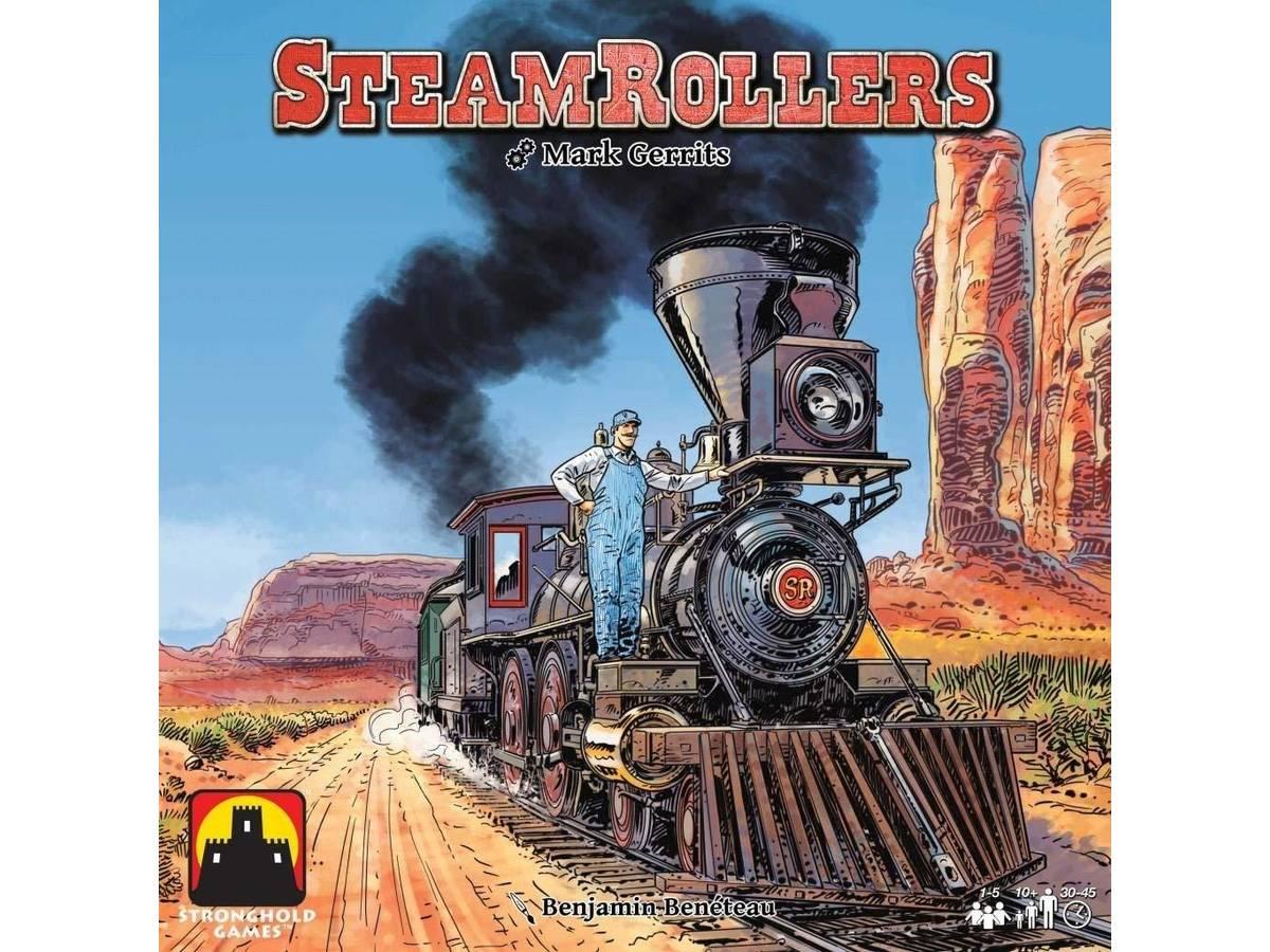 スチームローラーズ(SteamRollers)の画像 #45908 ボドゲーマ運営事務局さん