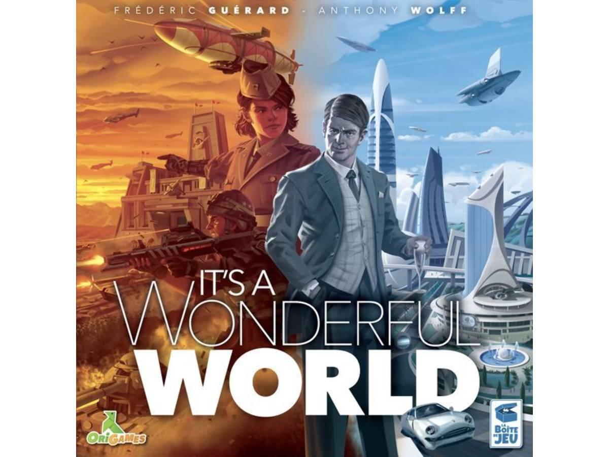 イッツアワンダフルワールド(It's a Wonderful World)の画像 #52544 まつながさん