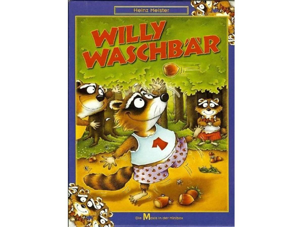 アライグマのウィリー(Willy Waschbär)の画像 #31298 ままさん