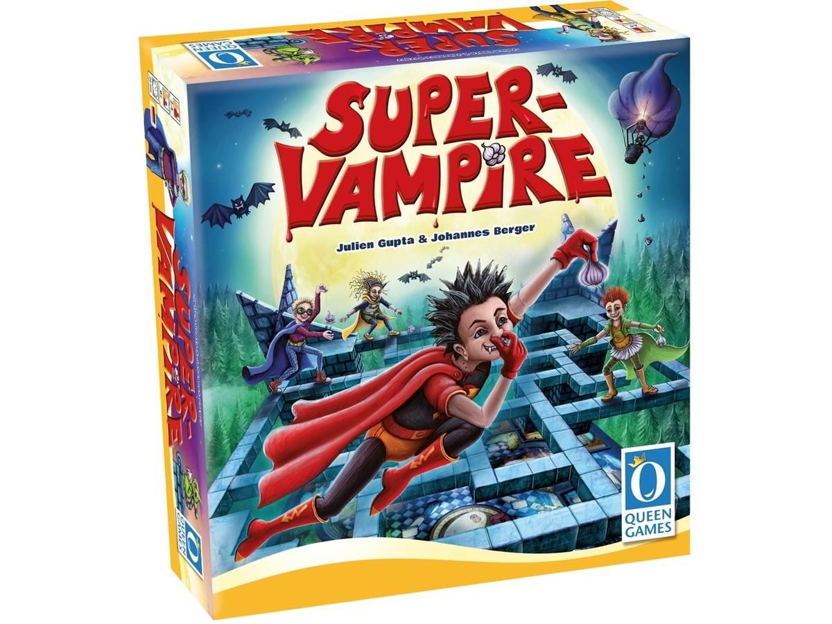 スーパーヴァンパイア(Super Vampire)の画像 #33494 ボドゲーマ運営事務局さん