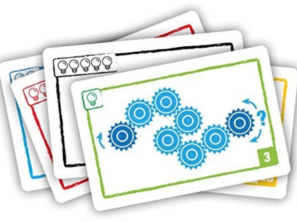 ロジックカード:ブルー(Logic Card Blue)の画像 #38059 まつながさん