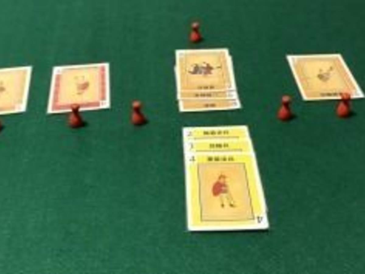 バトルライン(Battle Line)の画像 #55188 豊田市ボードゲームファンさん