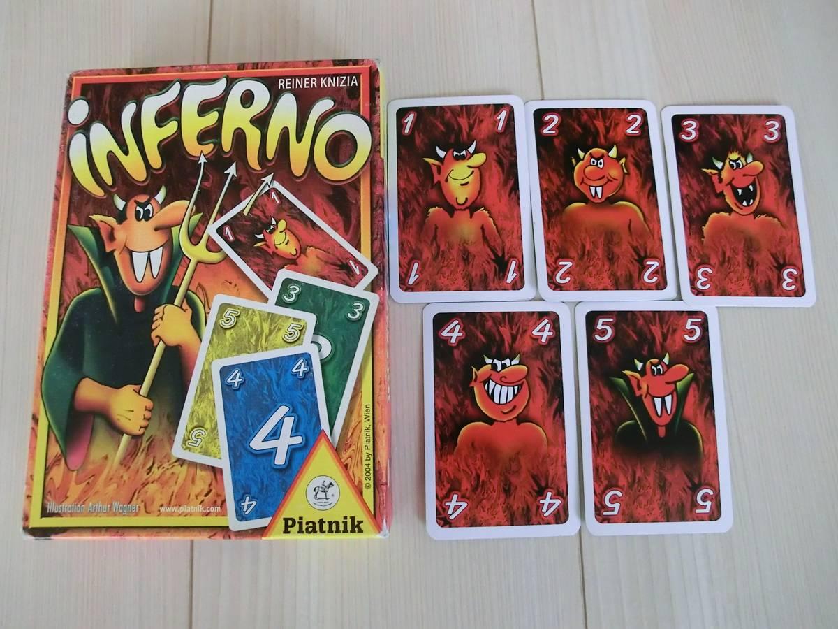 インフェルノ(Inferno)の画像 #38274 異人館さん