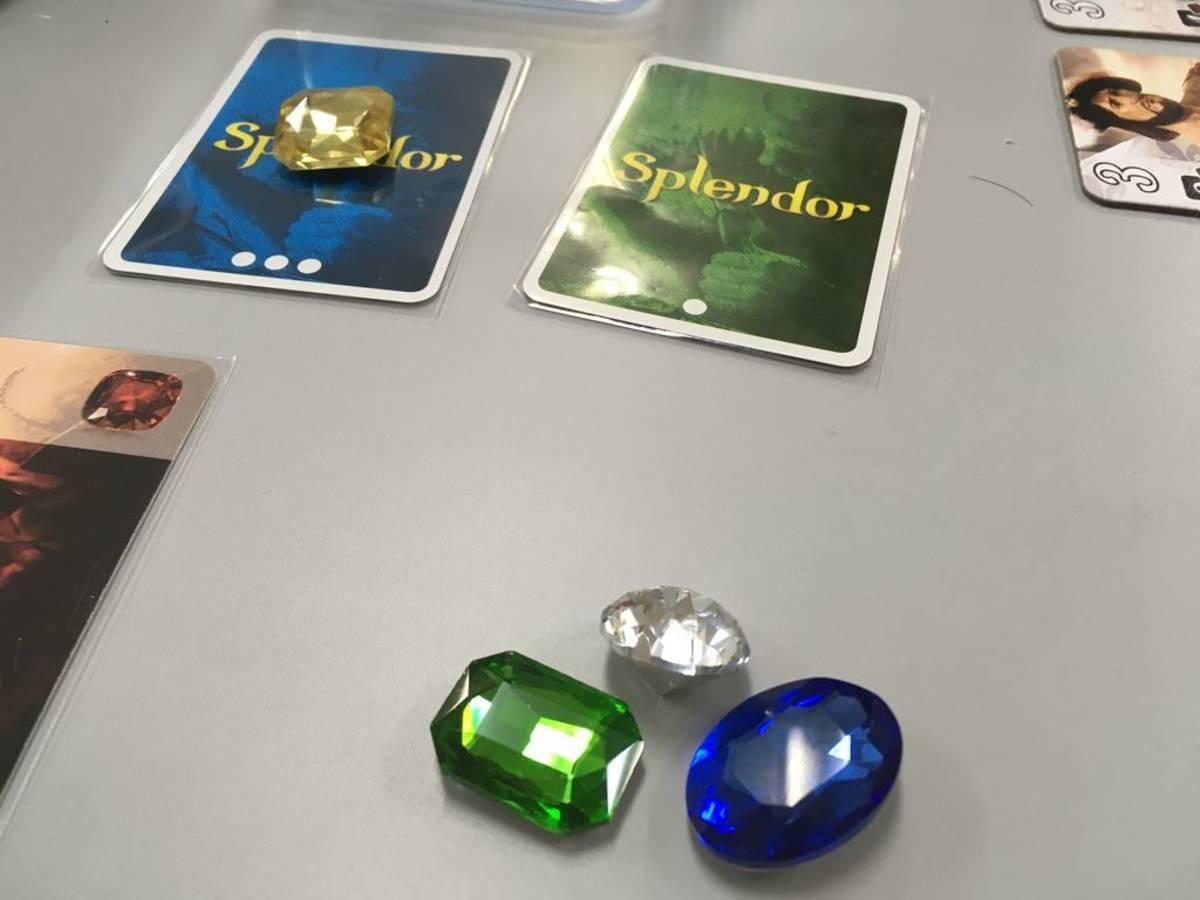 宝石の煌き(Splendor)の画像 #46375 碧海吟遊@シーランド王国伯爵さん