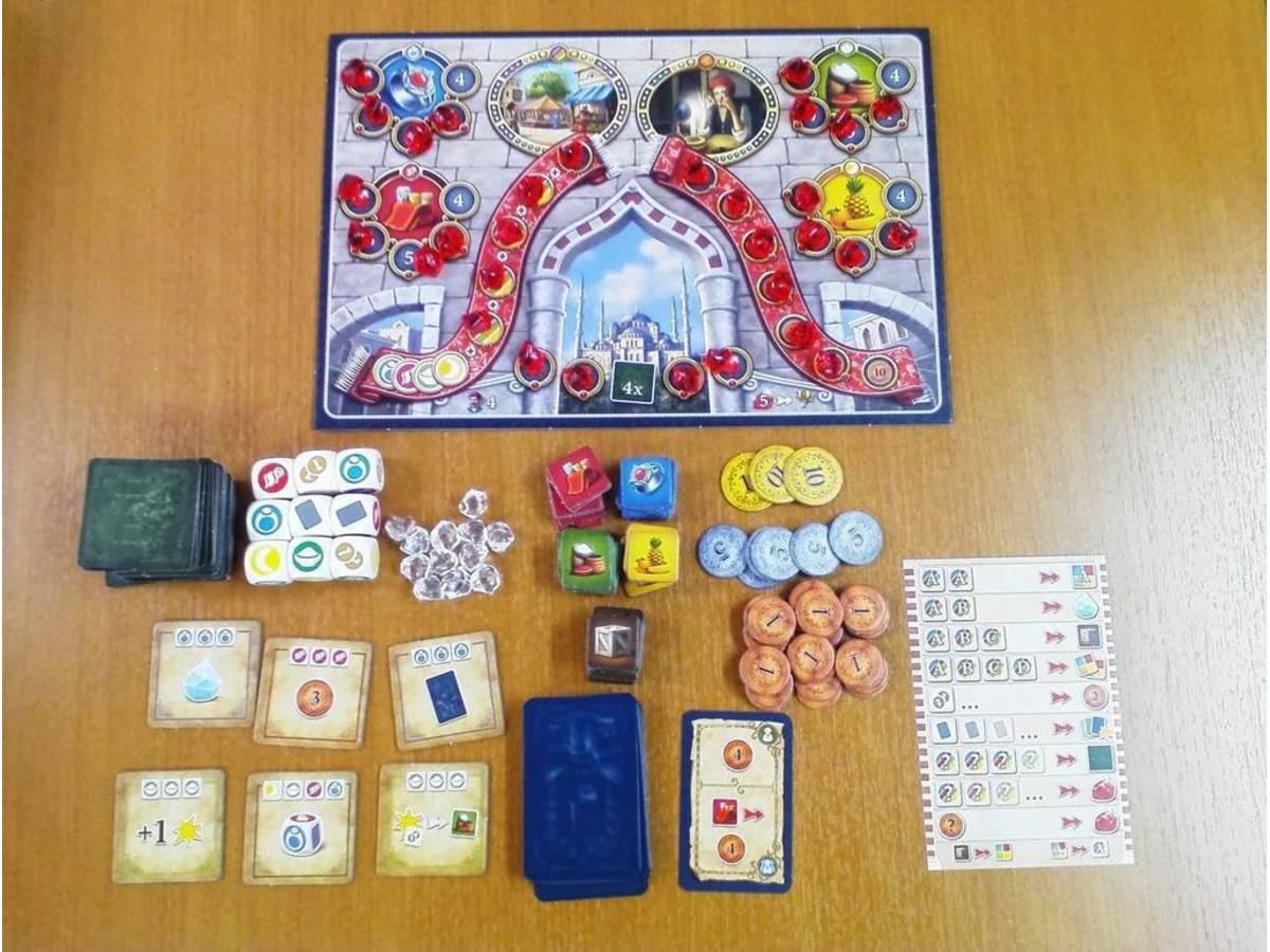 イスタンブール:ダイスゲーム(Istanbul: Das Würfelspiel)の画像 #43086 kiwigames_somさん