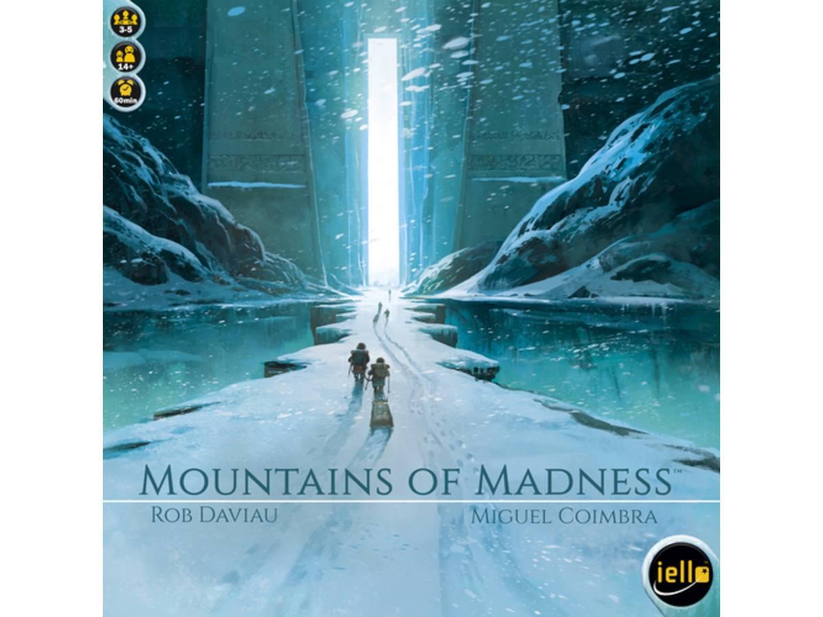 狂気山脈(Mountains of Madness)の画像 #38682 まつながさん