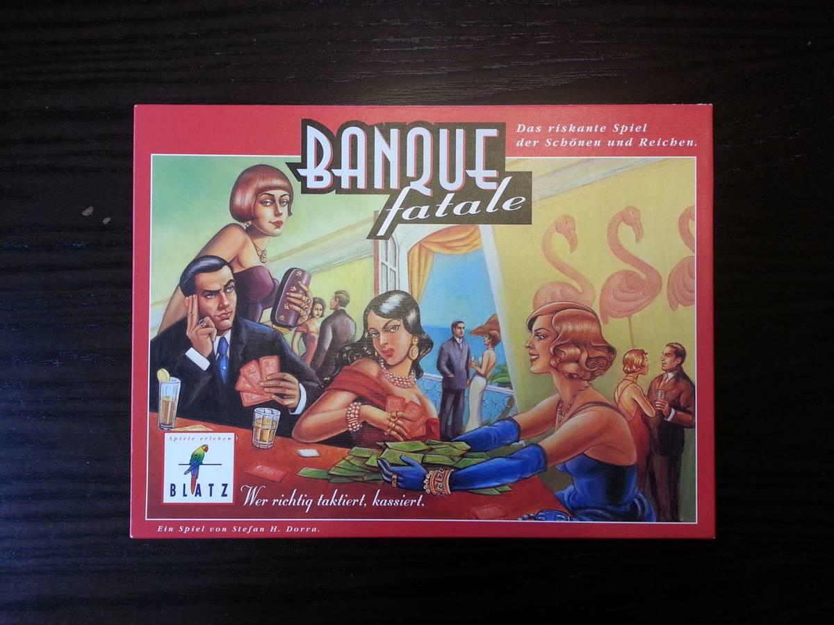 モンテカルロの夜(Banque Fatale)の画像 #70906 オグランド(Oguland)さん