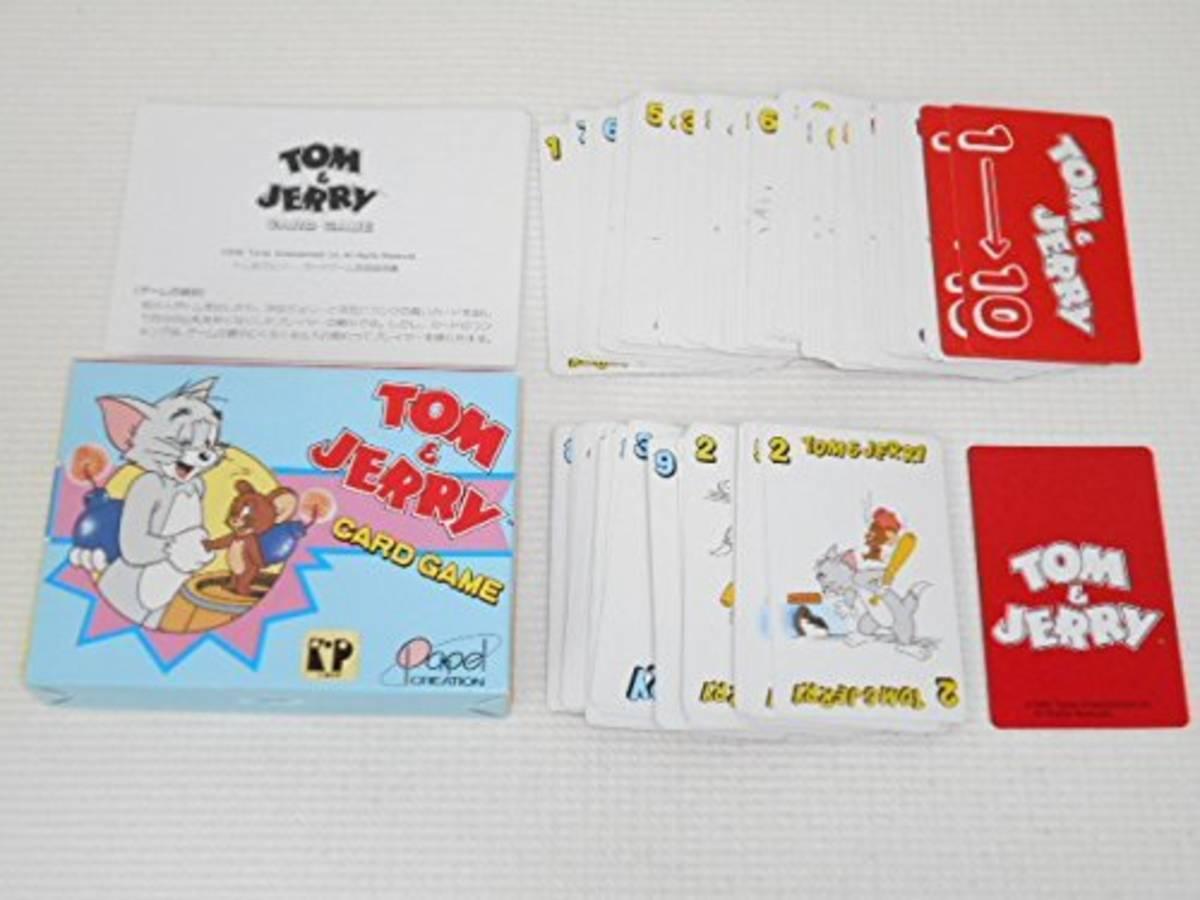 トムとジェリー:カードゲーム(Tom & Jerry: Card game)の画像 #47593 ボドゲーマ運営事務局さん