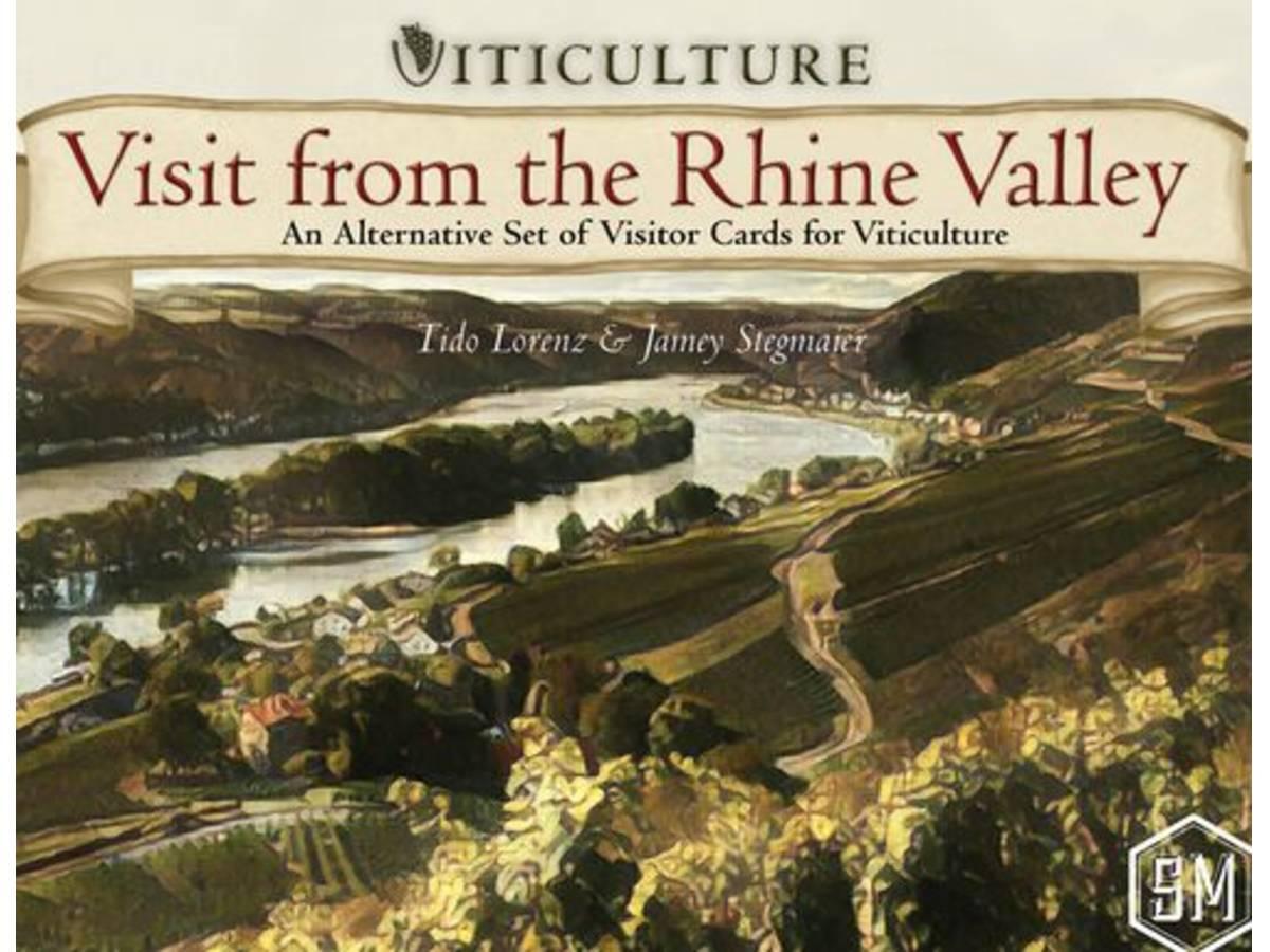 ワイナリーの四季:ラインガウ(拡張)(Viticulture: Visit from the Rhine Valley)の画像 #45477 まつながさん