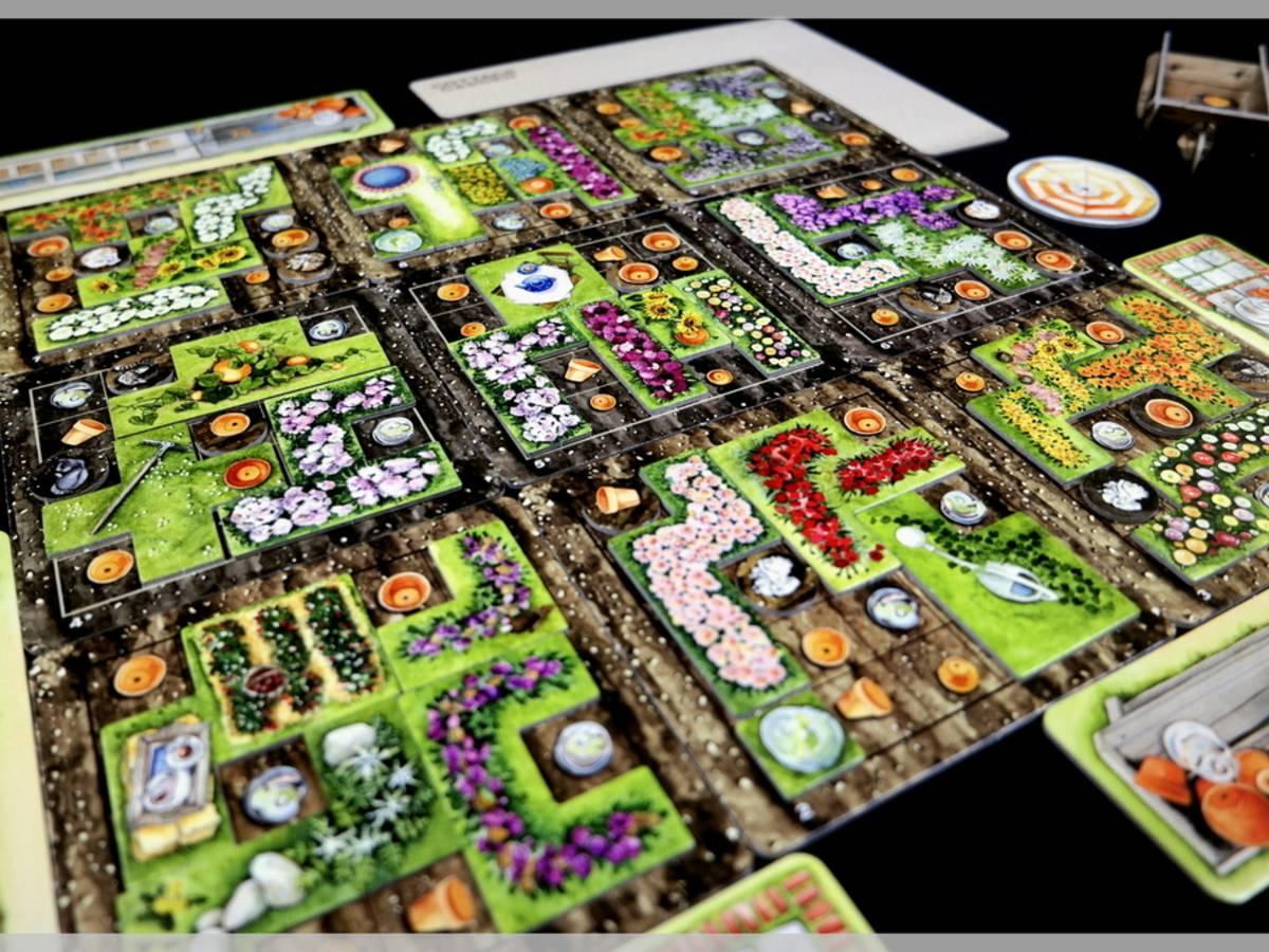 コテージガーデン(Cottage Garden)の画像 #34379 ボドゲーマ運営事務局さん