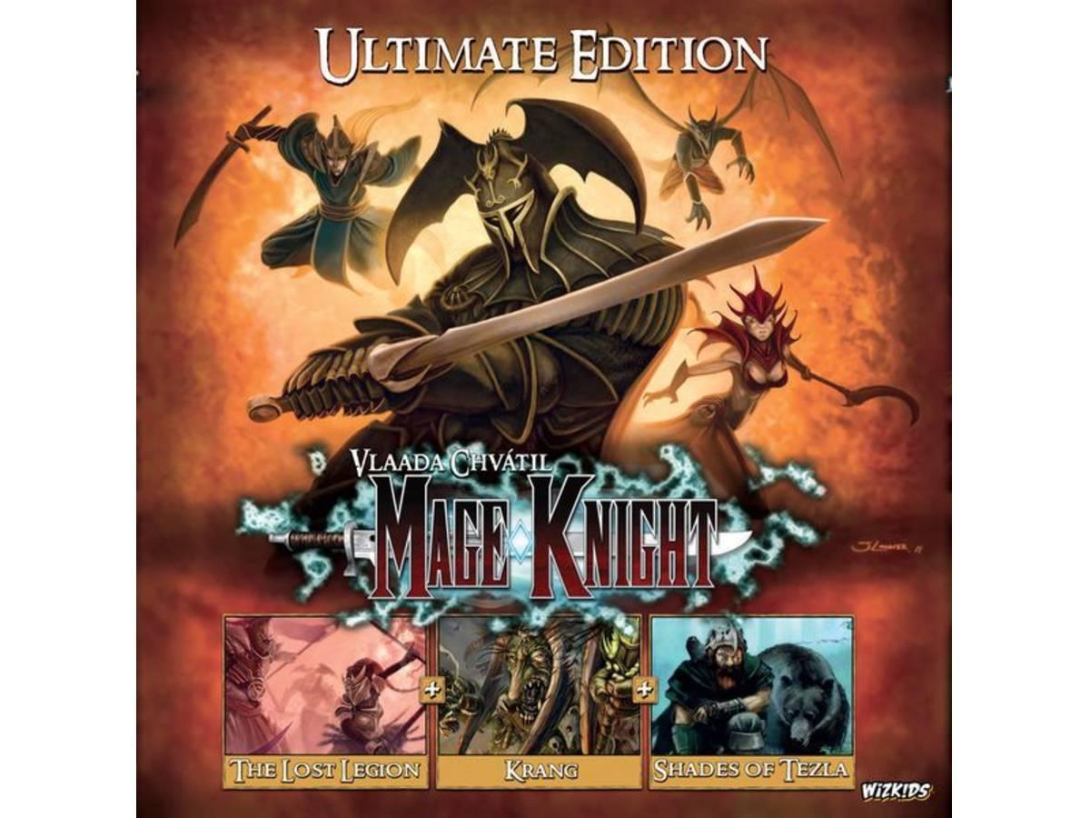 メイジ・ナイト:アルティメット・エディション(Mage Knight: Ultimate Edition)の画像 #49268 まつながさん