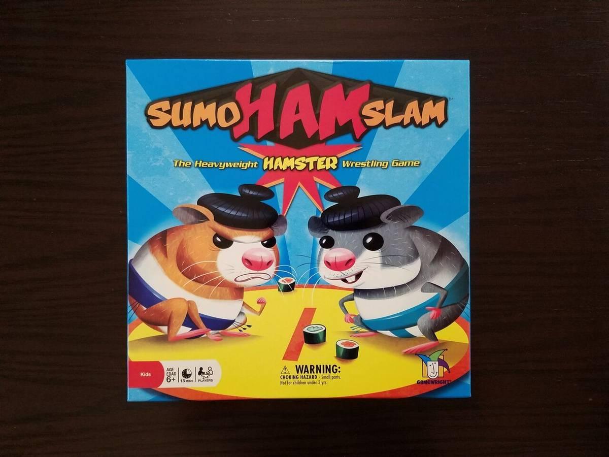 ハムスター大相撲(Sumo Ham Slam)の画像 #65177 オグランド(Oguland)さん