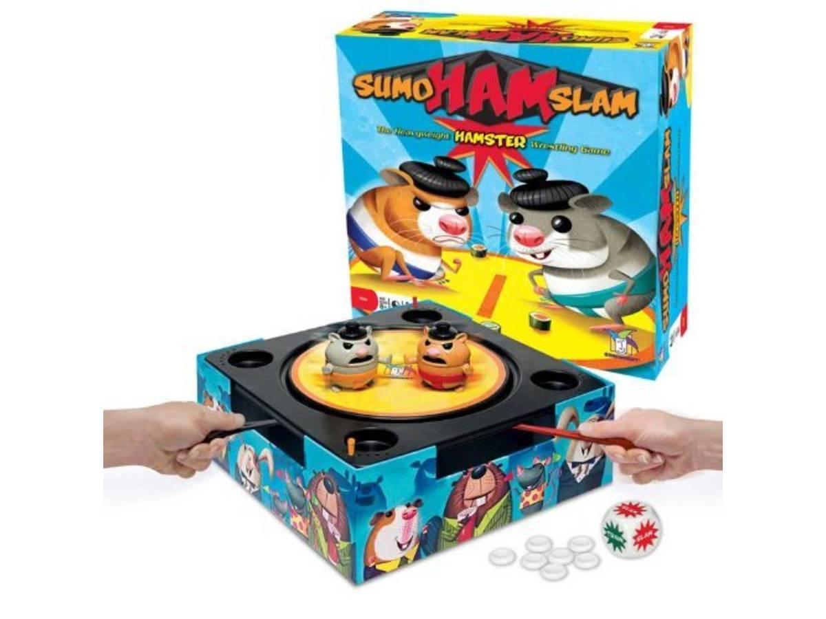 ハムスター大相撲(Sumo Ham Slam)の画像 #36383 まつながさん
